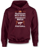 Real Women - Virginia Tech Hokies
