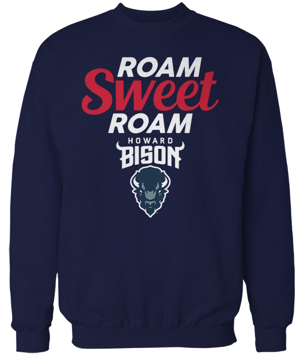 Roam Sweet Roam - Howard Bison
