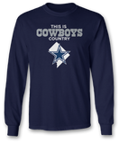 This Is Cowboys Country - Washington D.C. - Dallas Cowboys