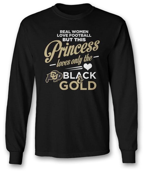 This Princess Loves Only The - Colorado Buffaloes