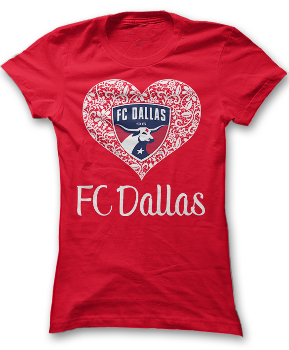 Lace Logo - FC Dallas