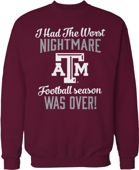 I Had the Worst Nightmare - Texas A&M University