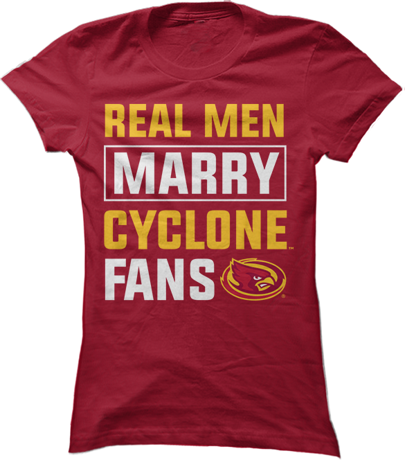 Real Men - Iowa State Cyclones