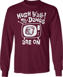 Hush Y'all - Mississippi State Bulldogs
