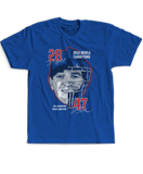 Two face (2016 World Champions) Miguel Montero - Kyle Hendricks