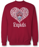 Lace Logo - Colorado Rapids