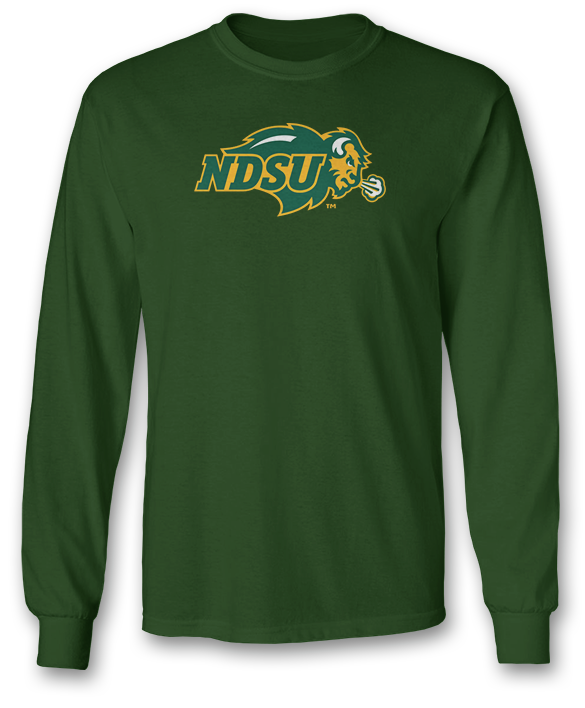 Large Logo - North Dakota State Bison