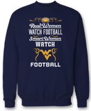 Real Women Watch Football - West Virginia Mountaineers