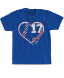My Heart Number - Kris Bryant