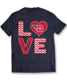 Stacked Love - Dayton Flyers