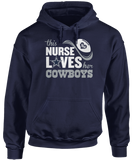 This Nurse Loves Her - Dallas Cowboys