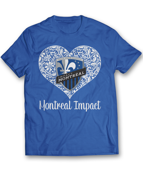 Lace Logo - Montreal Impact
