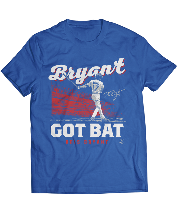 Got Bat - Kris Bryant