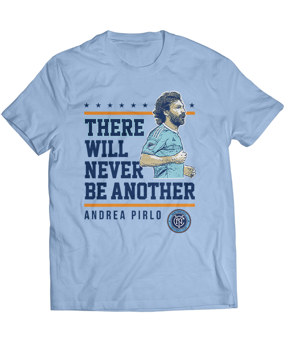 There Will Never Be Another - Andrea Pirlo