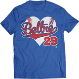 Name Love Number - Adrian Beltre