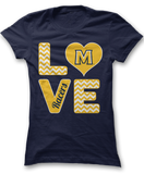 Stacked Love - Murray State Racers