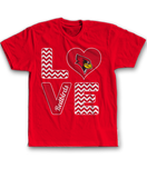 Stacked Love - Illinois State Redbirds