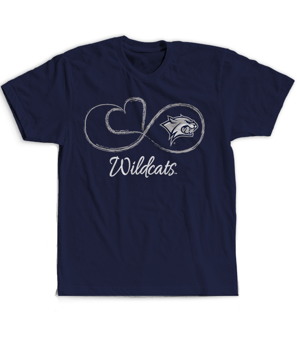 Infinite Heart - New Hampshire Wildcats