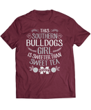 Southern Girl Sweeter Than Sweet Tea - Mississippi State Bulldogs