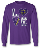 Stacked Love - Minnesota State Mavericks