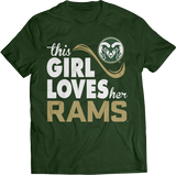 This Girl Loves Her - Colorado State Rams