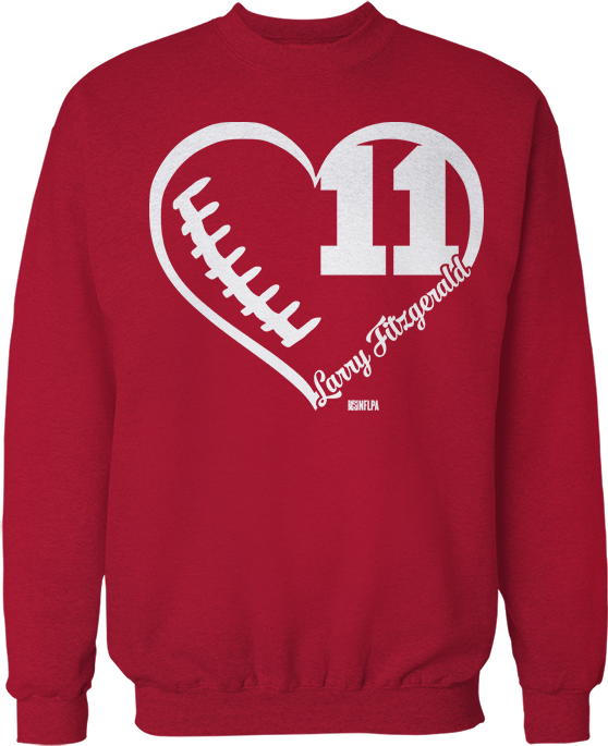 My Heart Number - Larry Fitzgerald
