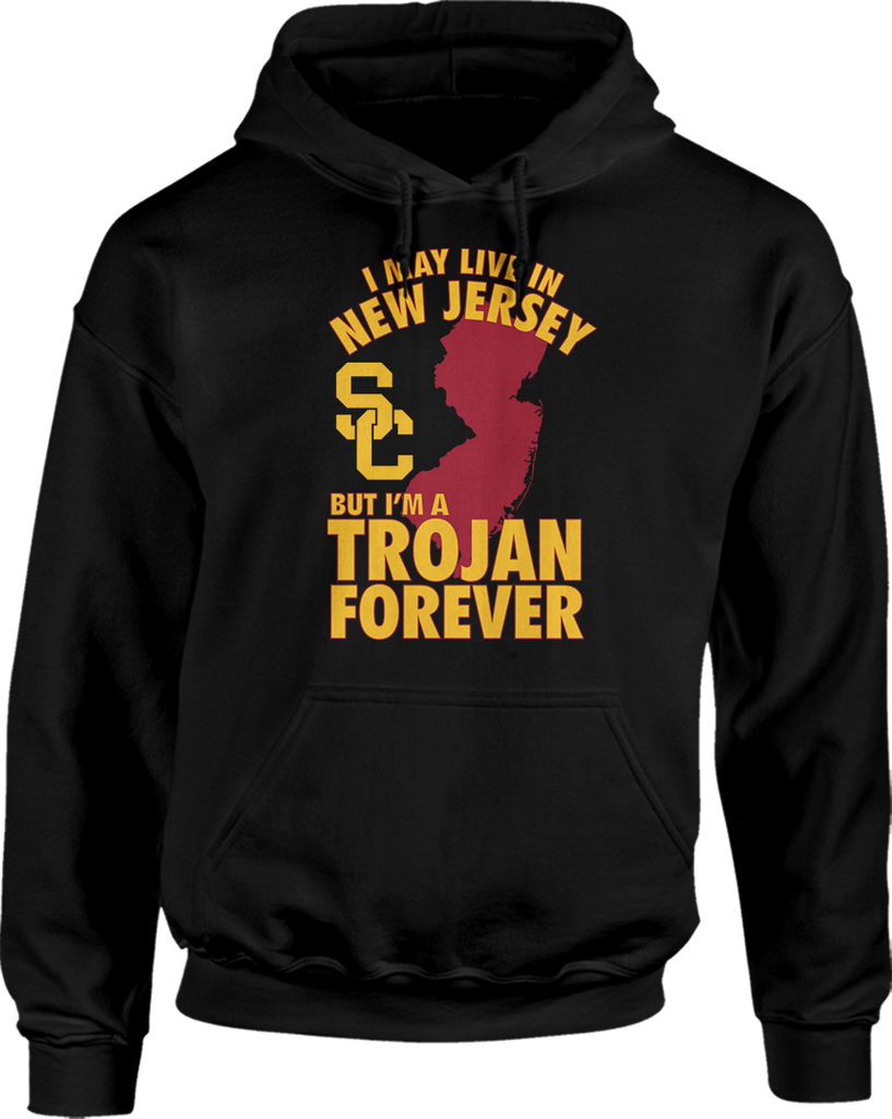 May Live In New Jersey But Trojan Forever - USC Trojans