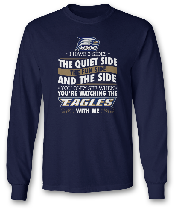 I Have 3 Sides - Georgia Southern Eagles