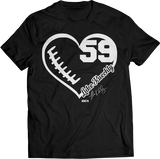 My Heart Number - Luke Kuechly