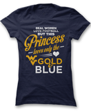 This Princes Only Loves - West Virginia Mountaineers
