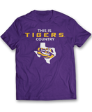 This Is Tigers Country (Texas)  - LSU Tigers