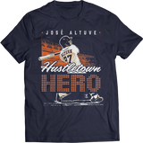 Hustletown Hero - Jose Altuve