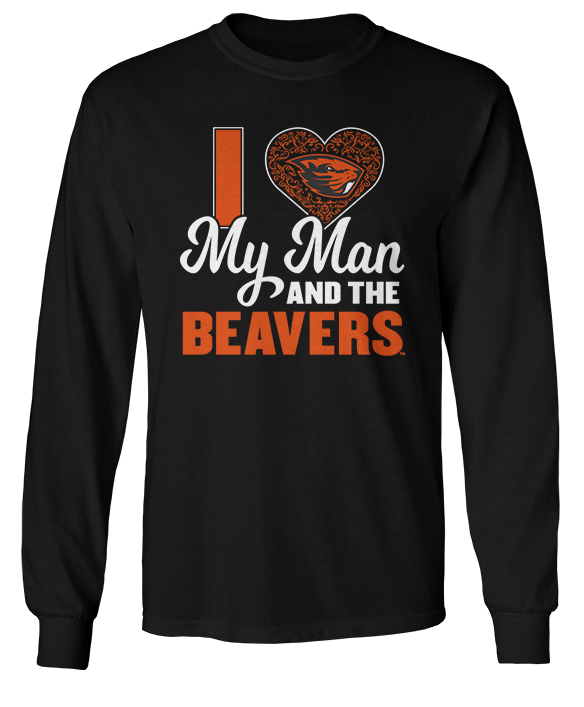 I Love My Man & The - Oregon State Beavers