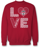 Stacked Love -  Toronto FC