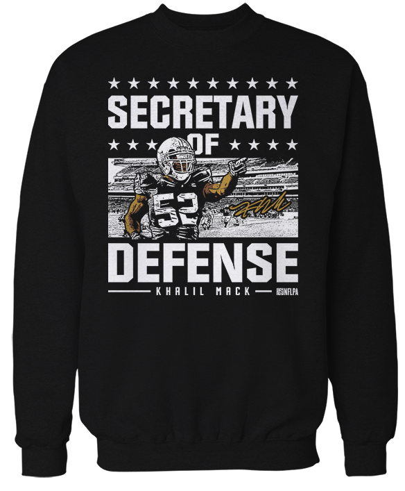 Secretary of Defense - Khalil Mack