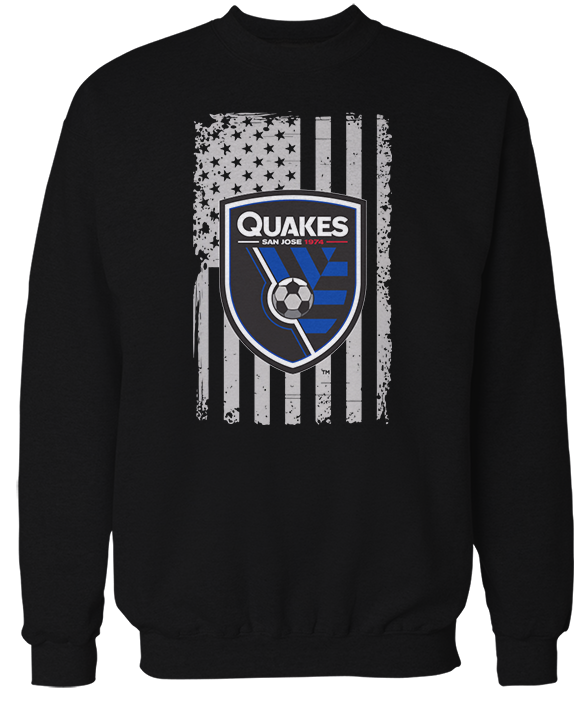 Show Your Pride - San Jose Earthquakes