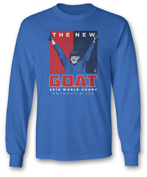 The New G.O.A.T - Anthony Rizzo