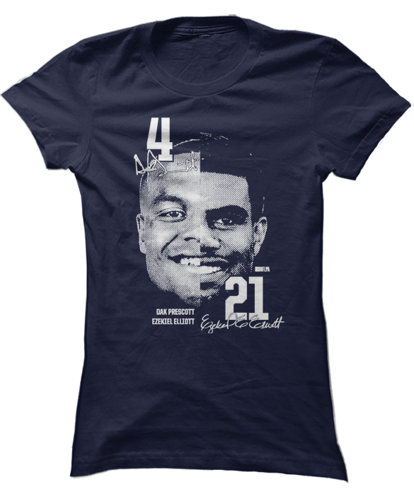 Two Face - Ezekiel Elliott, Dak Prescott