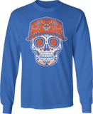 Sugar Skull Baseball Cap - Sam Houston State Bearkats
