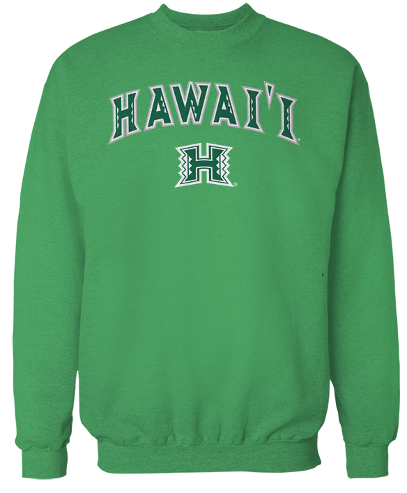 Simple Arch - Hawai'i Rainbow Warriors