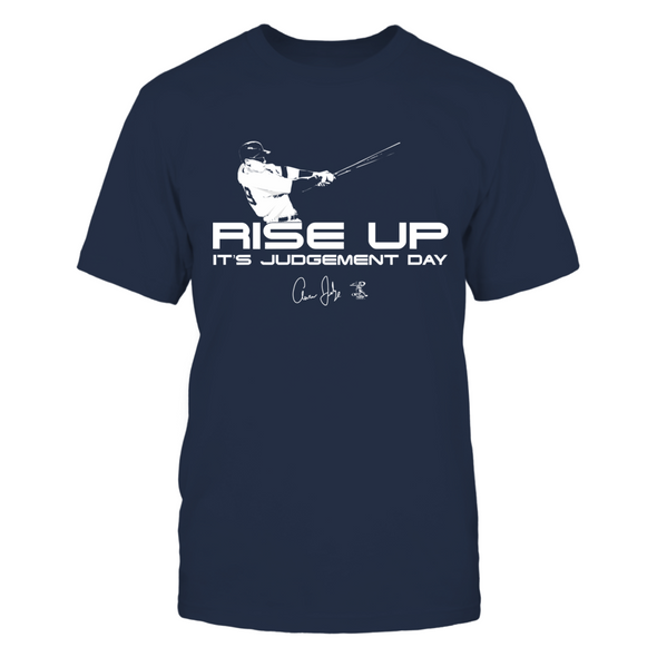 Rise Up - Judgement Day - T-Shirt - Officially Licensed Fashion Sports Apparel