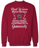 Real Women Watch Football - South Carolina Gamecocks