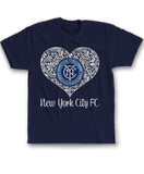 Lace Logo - New York City FC