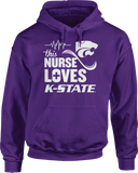 This Nurse Loves - Kansas State Wildcats