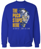The Puck Stops Here - Jake Allen