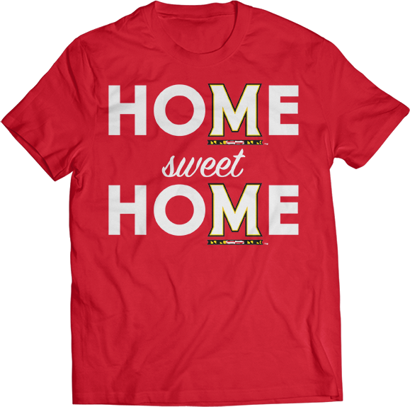 Home Sweet Home - Maryland Terrapins