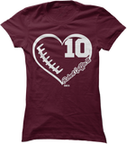 My Heart Number - Robert Griffin III