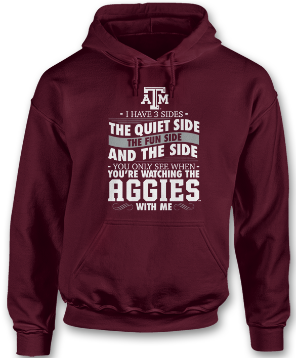 I Have 3 Sides - Texas A&M Aggies
