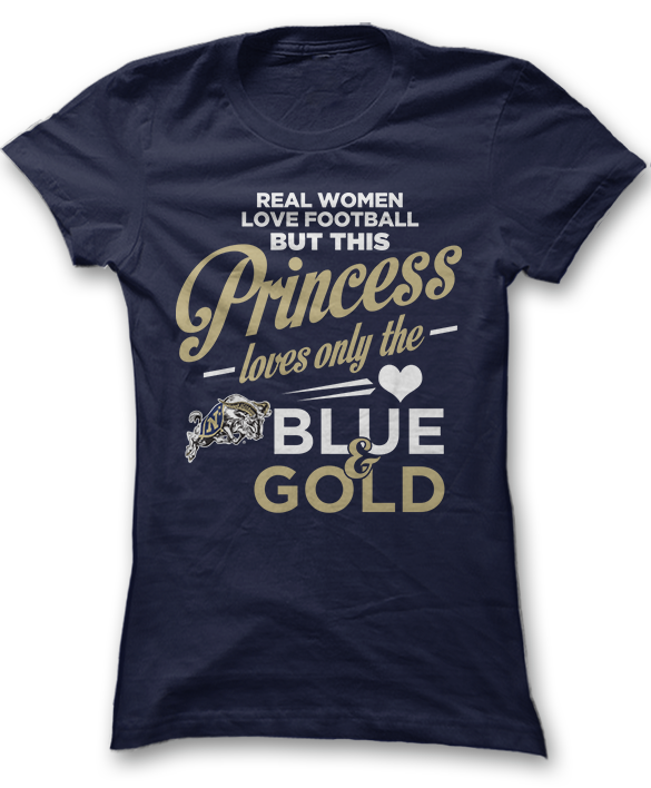 This Princess Loves Only The - Navy Midshipmen