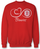 Infinite Heart - Bradley Braves